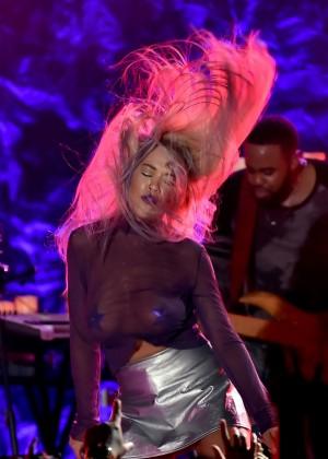 Rita Ora: Performs at The El Rey -01