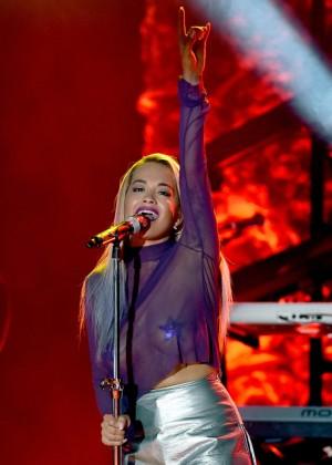 Rita Ora: Performs at The El Rey -06