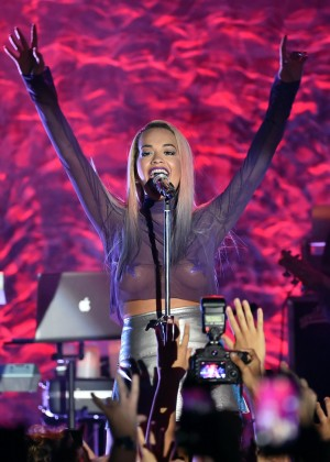 Rita Ora: Performs at The El Rey -08