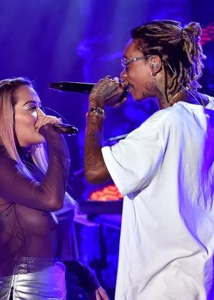 Rita Ora: Performs at The El Rey -09