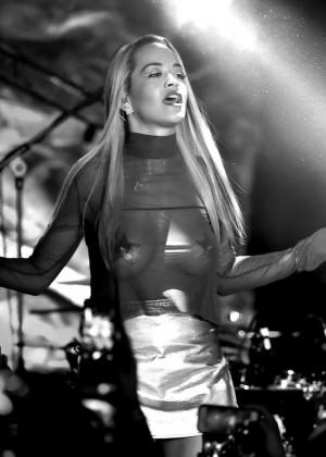 Rita Ora: Performs at The El Rey -10