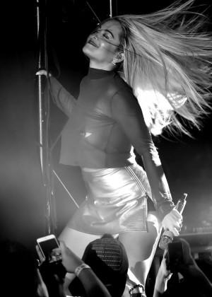 Rita Ora: Performs at The El Rey -12