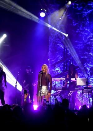 Rita Ora: Performs at The El Rey -16
