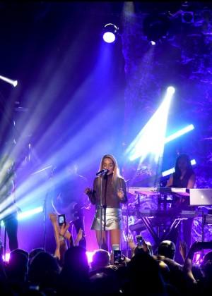 Rita Ora: Performs at The El Rey -19