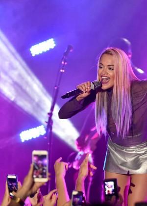 Rita Ora: Performs at The El Rey -20