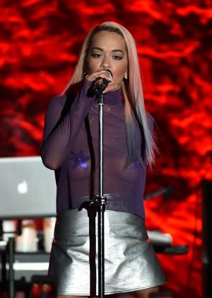 Rita Ora: Performs at The El Rey -31