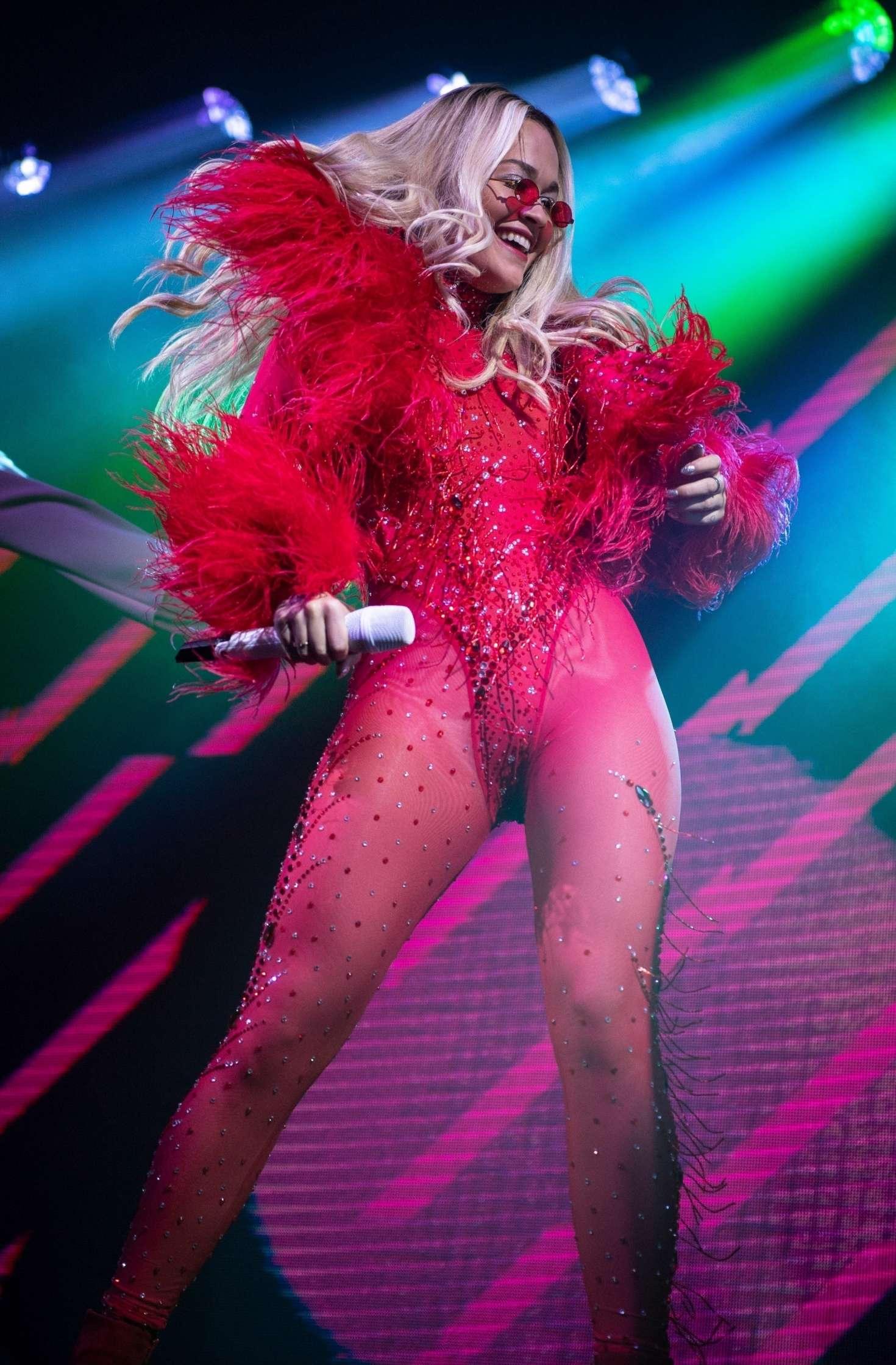 Rita Ora 2018 : Rita Ora: Performs live on stage at O2 Academy Leeds -04