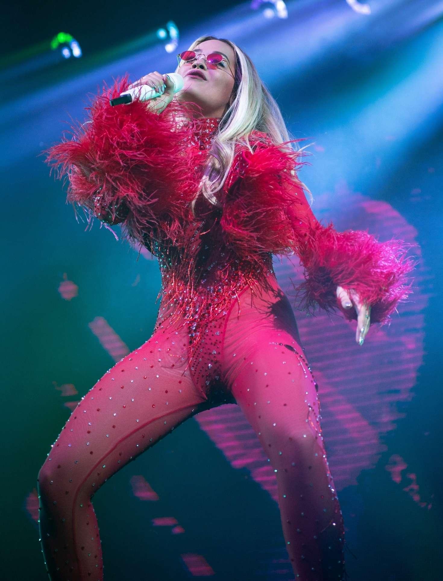 Rita Ora 2018 : Rita Ora: Performs live on stage at O2 Academy Leeds -06