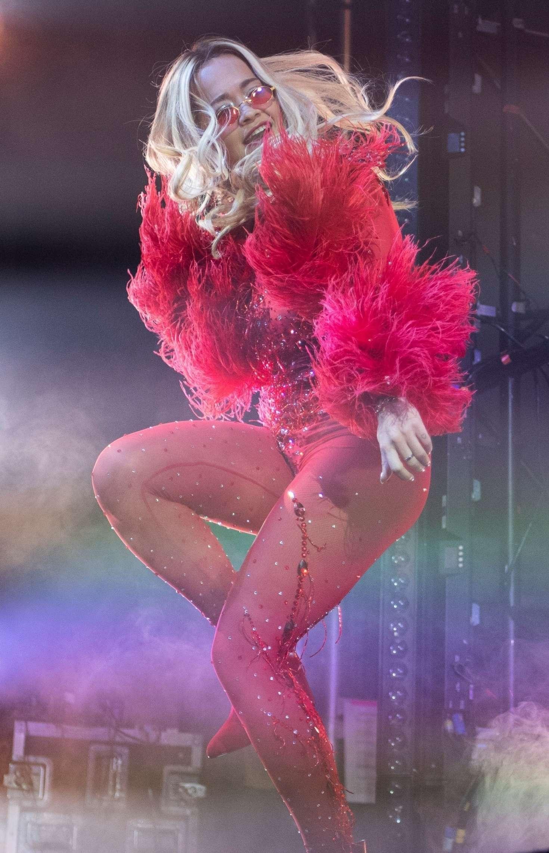 Rita Ora 2018 : Rita Ora: Performs live on stage at O2 Academy Leeds -11