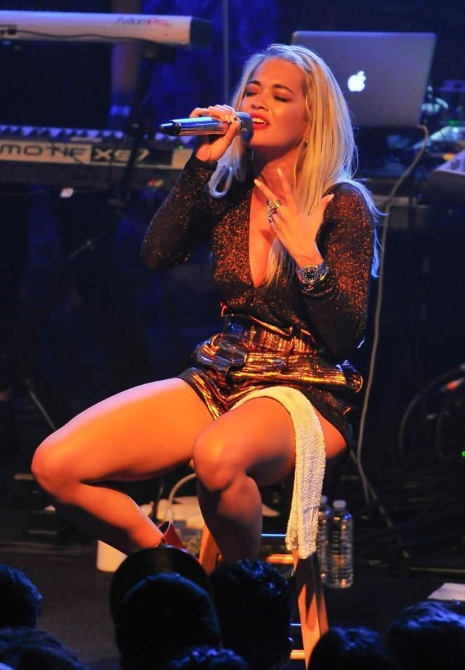 Rita Ora - Performs on U.S. Tour Opener in San Francisco