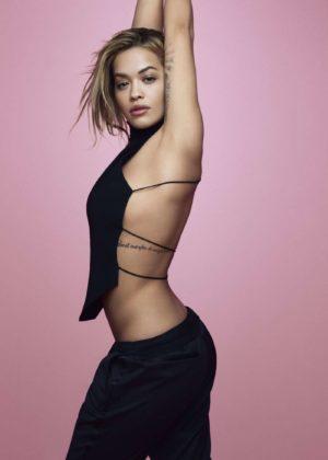 Rita Ora - Photoshoot for Absolut Vodka 2017