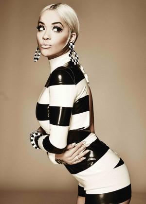 Rita Ora - 'Poison' Photoshoot 2015