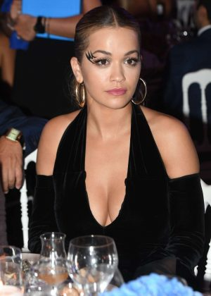 Rita Ora - Positive Planet Foundation Party at 70th Cannes Film Festival