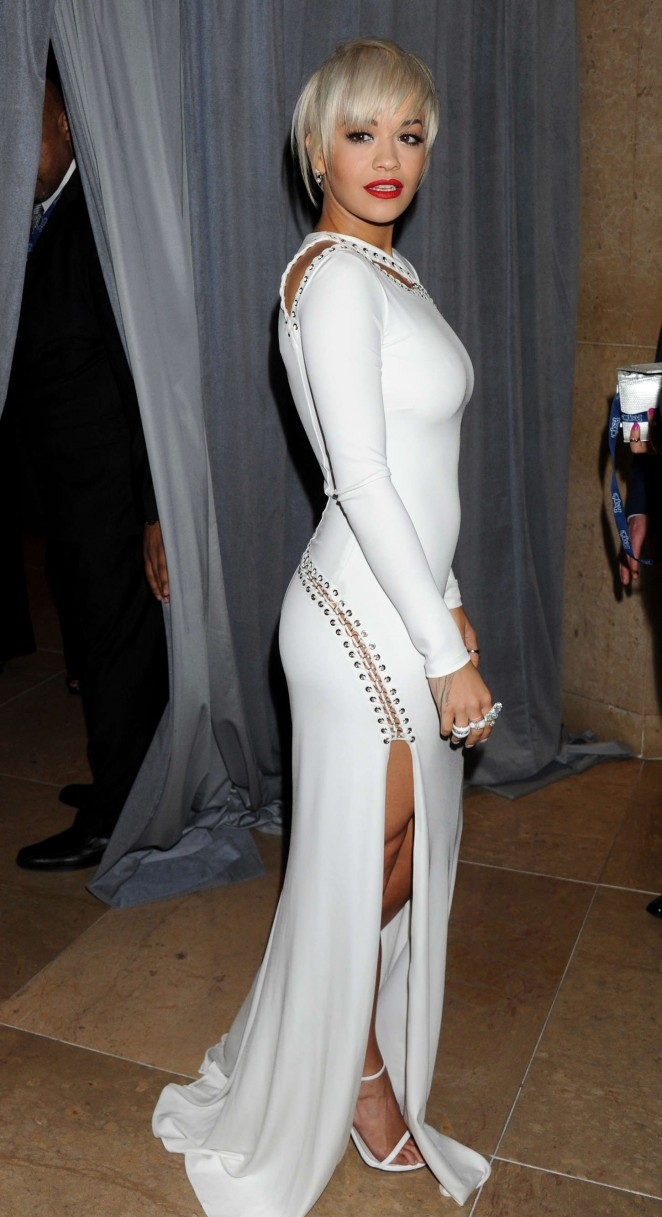Rita Ora - Pre-GRAMMY Gala and Salute To Industry Icons in Los Angeles