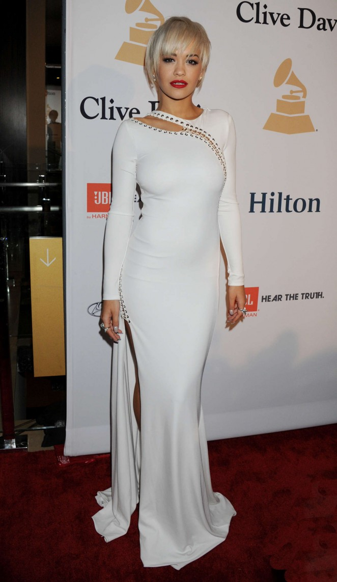 Rita Ora: Pre-GRAMMY Gala and Salute To Industry Icons -11