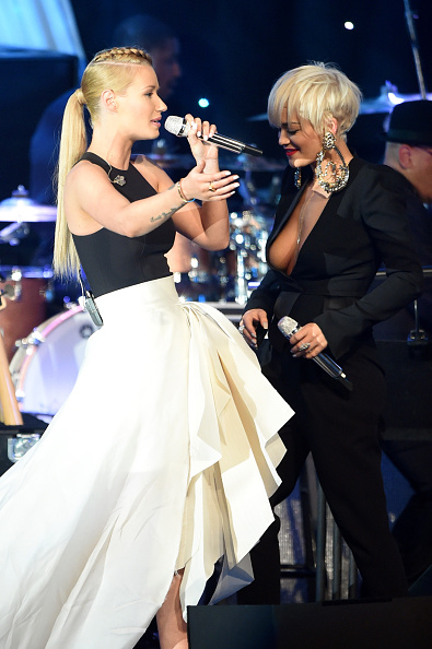 Rita Ora: Pre-GRAMMY Gala and Salute To Industry Icons -16