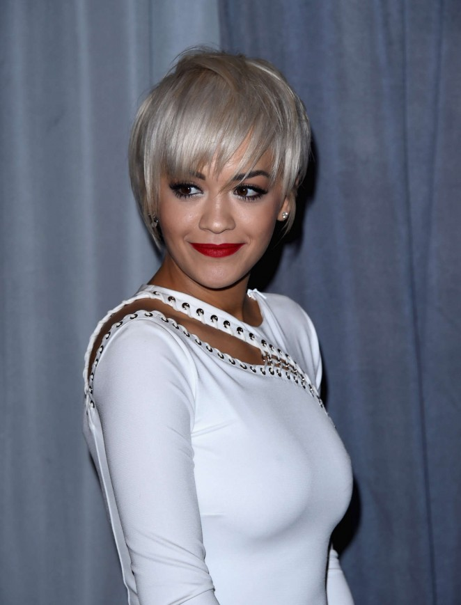 Rita Ora: Pre-GRAMMY Gala and Salute To Industry Icons -23