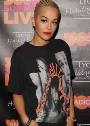 Rita Ora - Radio City Summer Live in Liverpool