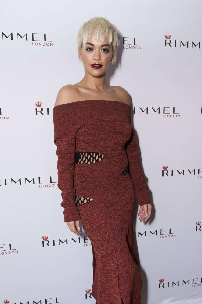 Rita Ora - 'Rita Ora x Rimmel London' Media Event in Toronto