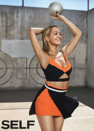 Rita Ora - SELF Magazine (December 2015)