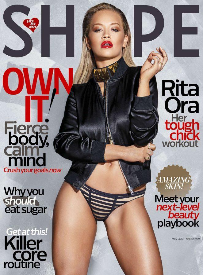 Rita Ora - Shape US Magazine (May 2017)