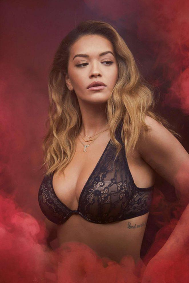 Rita Ora - Tezenis Photoshoot 2017