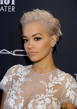 Rita Ora - The Weinstein Company's Academy Awards Nominees Dinner in LA