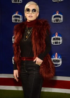 Rita Ora - Tommy Hilfiger Fashion Show 2015 in NYC