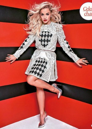 Rita Ora - TV Extra Magazine (January 2015)