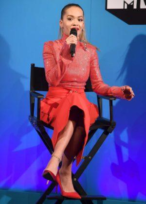 Rita Ora - Velocity 'On Set with Viacom' Showcase in London