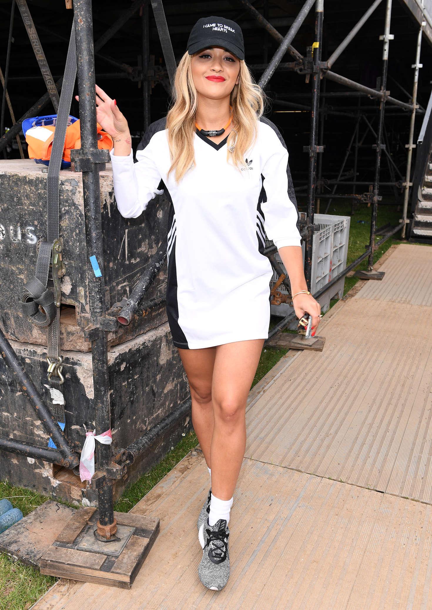 Rita Ora - Wireless Festival 2016 Day 2 in London