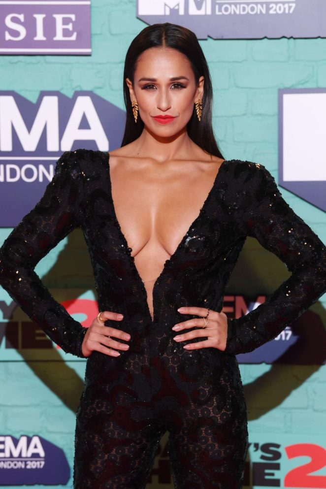 Rita Pereira - 2017 MTV Europe Music Awards in London