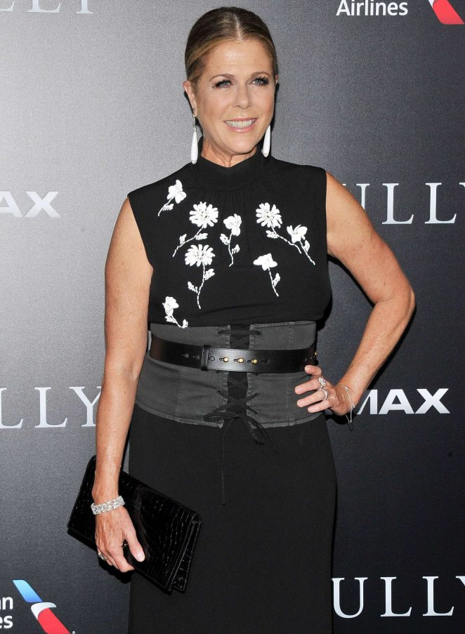 Rita Wilson - 'SULLY' Premiere in New York