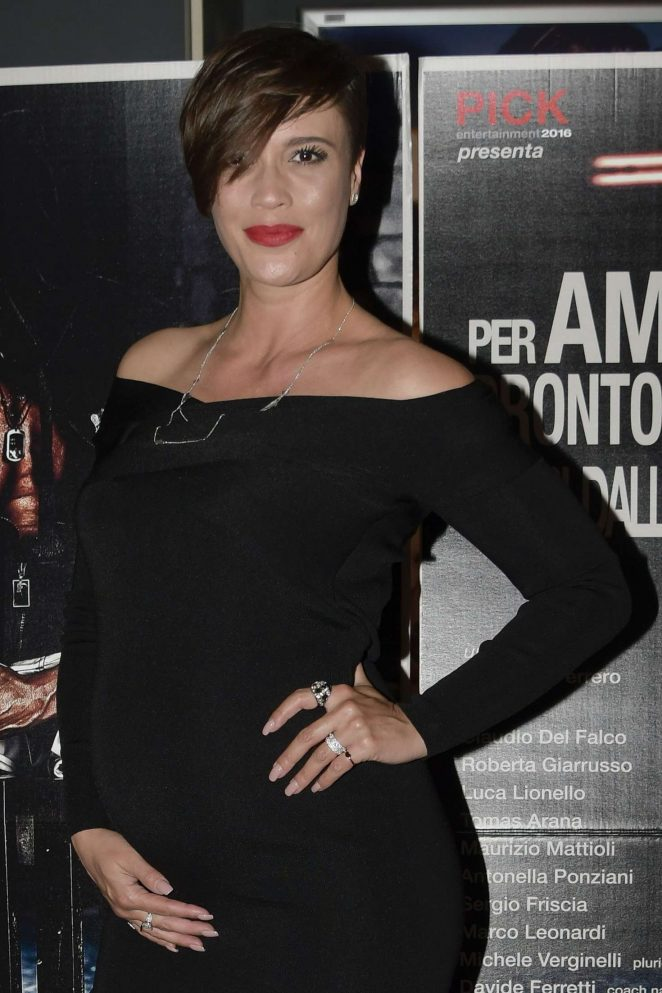 Roberta Giarrusso - 'MMA Love Never Dies' Premiere in Rome