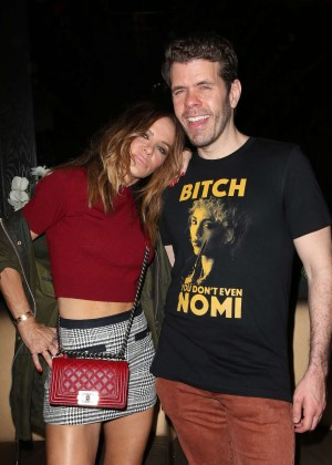 Robin Antin at Perez Hilton 38th Birthday in West Hollywood