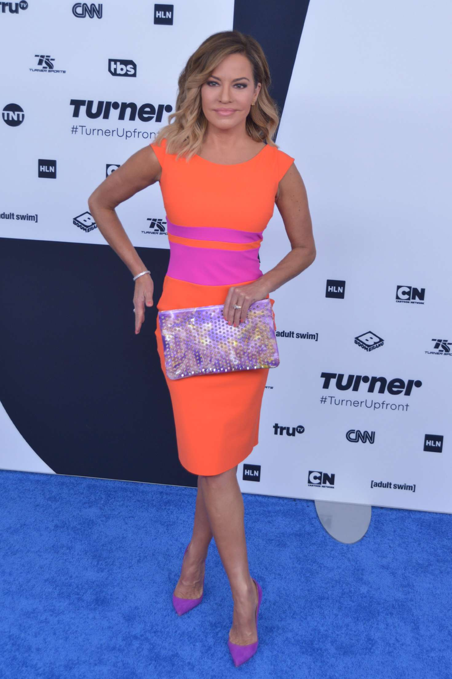Robin Meade - Turner Upfront Presentation in New York