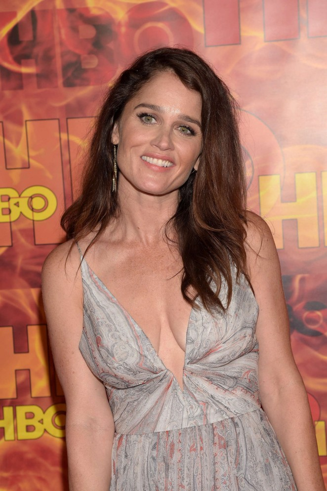 Robin Tunney - HBOs Official 2015 Emmy After Party in LA