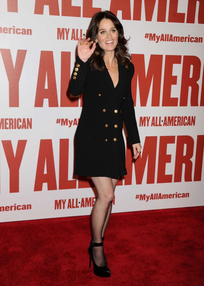 Robin Tunney - 'My All American' Premiere in LA