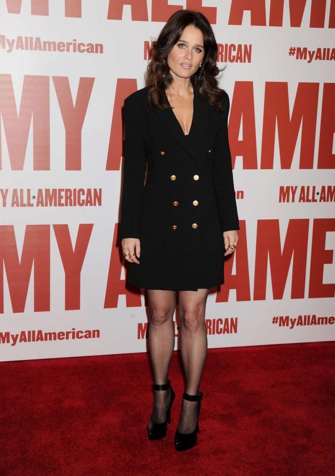 Robin Tunney: My All American LA Premiere -03