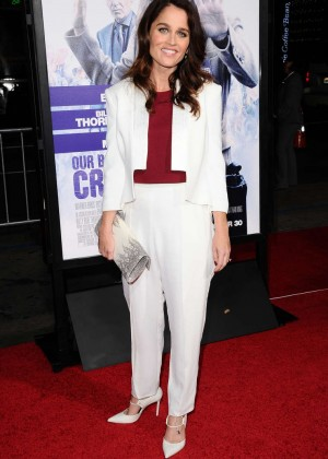 Robin Tunney - 'Our Brand Is Crisis' Premiere in Hollywood