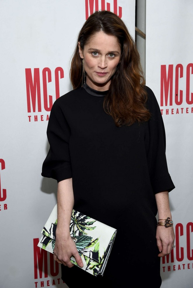 Robin Tunney - 'Smokefall' Opening Night After Party in NYC