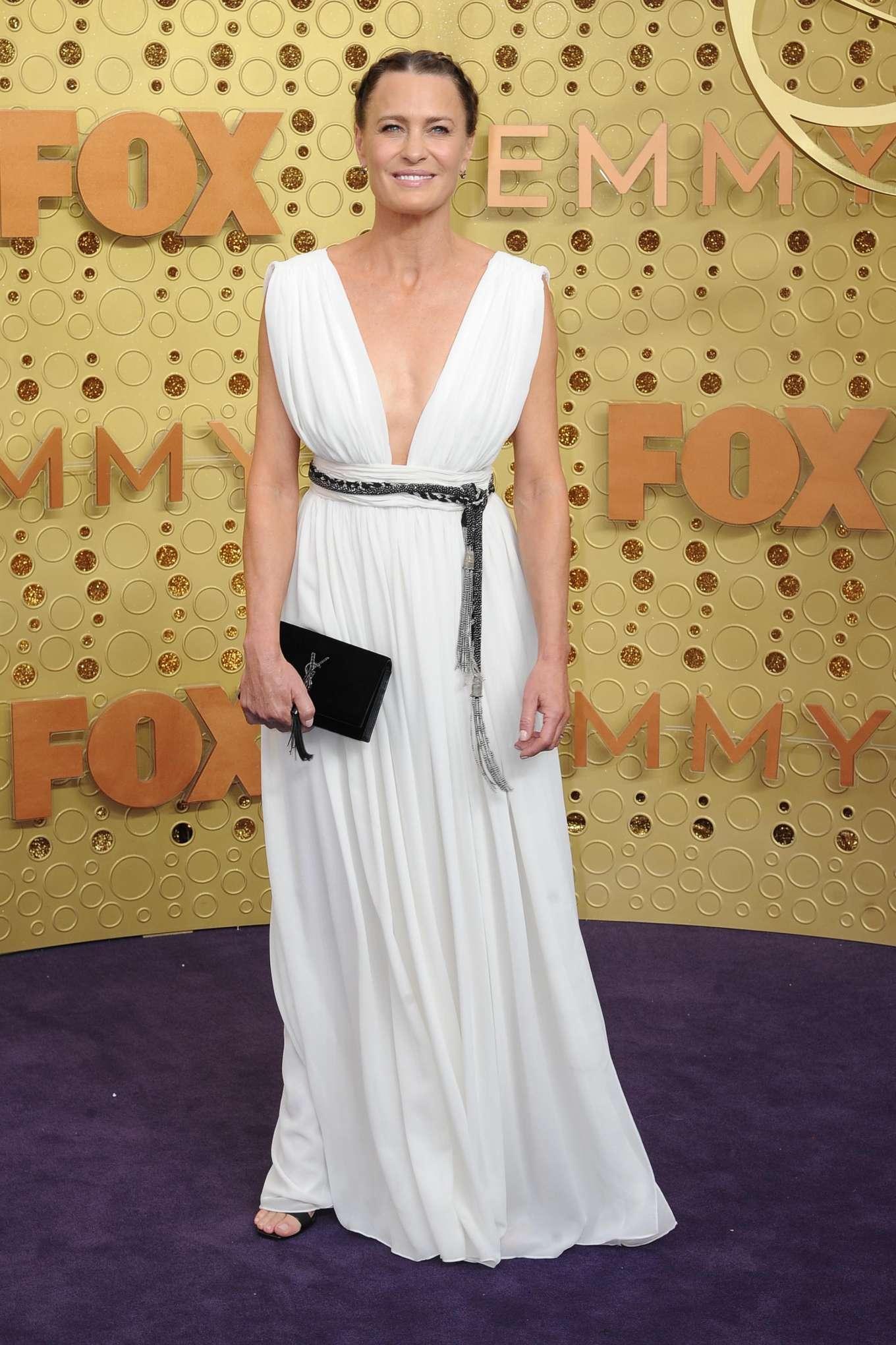 Robin Wright 2019 : Robin Wright – 2019 Emmy Awards-04