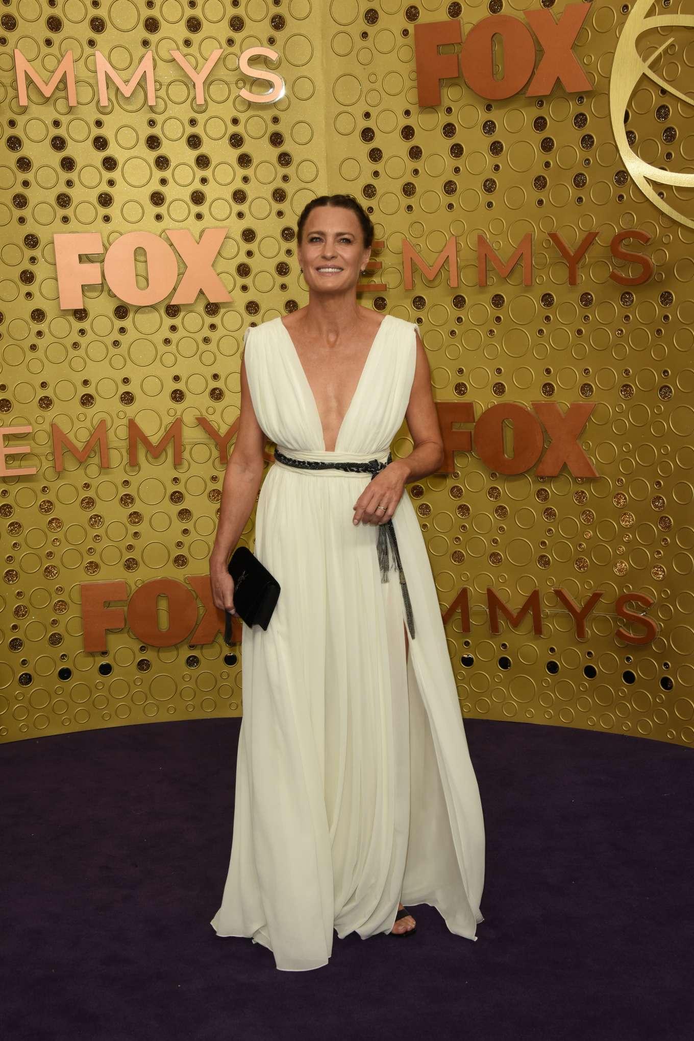 Robin Wright 2019 : Robin Wright – 2019 Emmy Awards-08