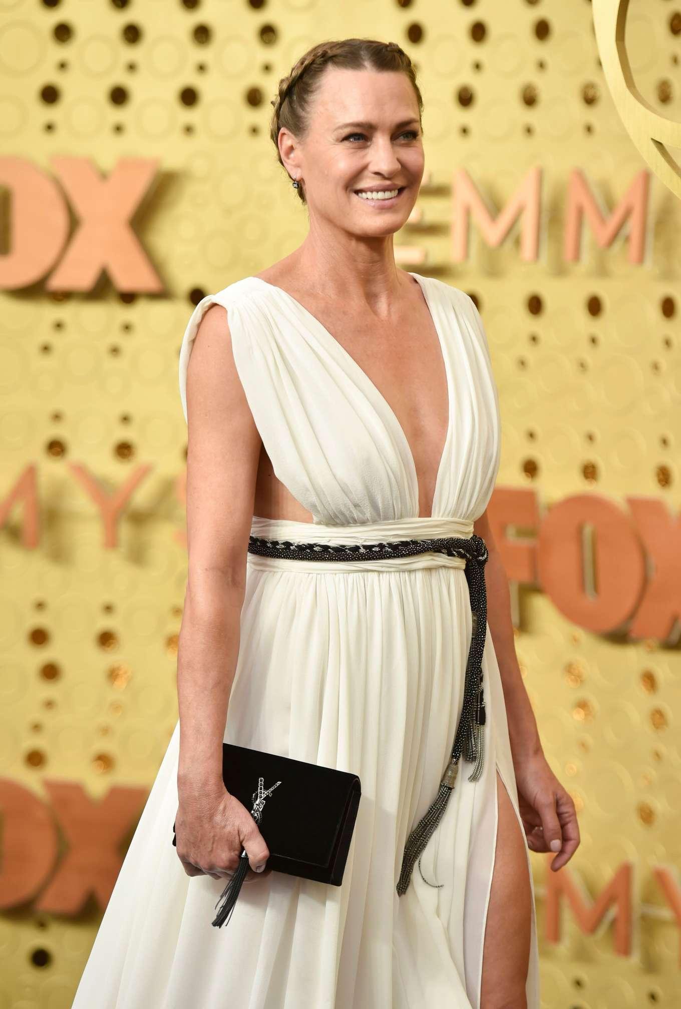 Robin Wright 2019 : Robin Wright – 2019 Emmy Awards-19