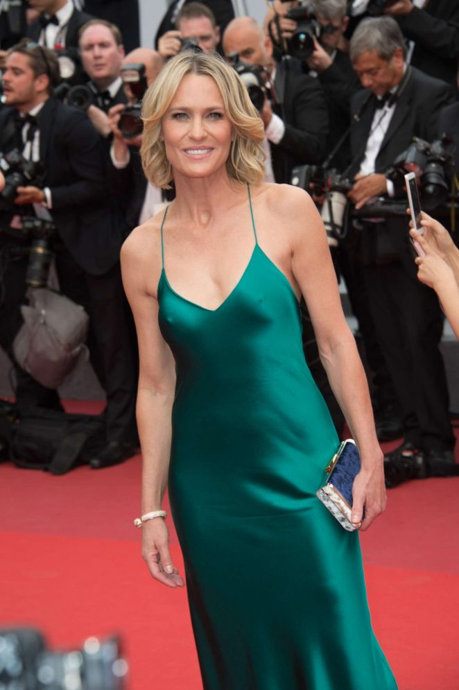 Robin Wright - 'Loveless' Premiere at 70th Cannes Film Festival