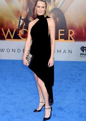 Robin Wright - 'Wonder Woman' Premiere in Los Angeles