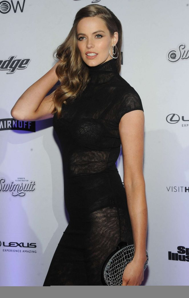 Robyn Lawley - Sports Illustrated Swimsuit Edition Launch Event in NY