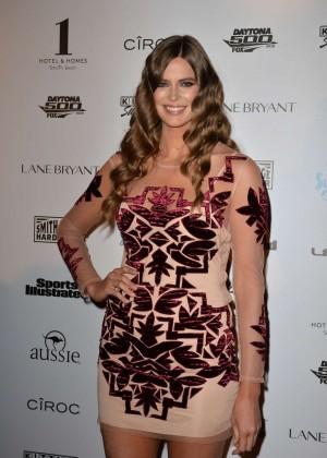 Robyn Lawley - The Sports Illustrated Swimsuit 2016 Swim BBQ VIP in Miami