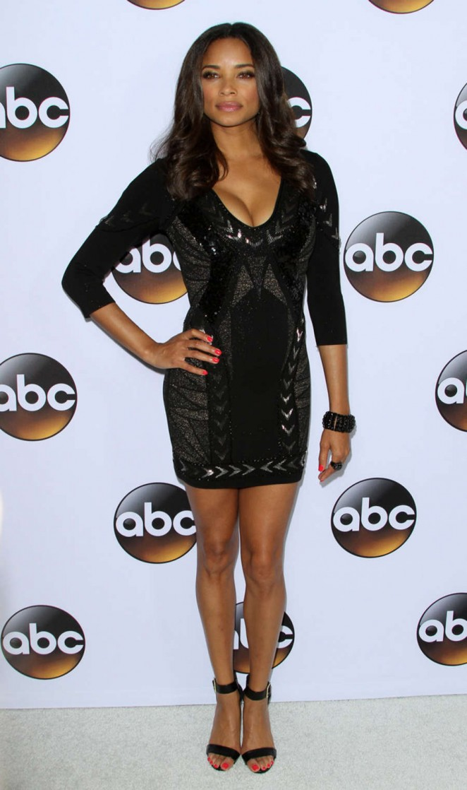 Rochelle Aytes: Disney and ABC Television Groups TCA ...