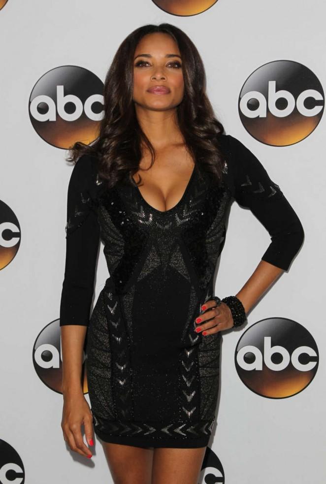Rochelle Aytes: Disney and ABC Television Groups TCA Winter Press Tour ...